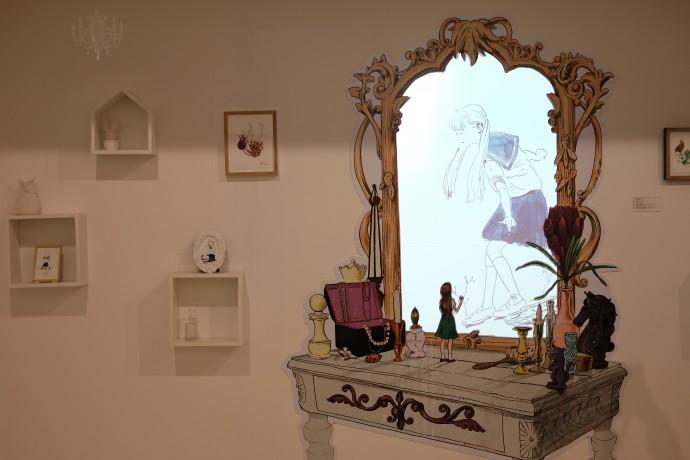 서울숲갤러리아포레에서는 2018년 3월 1일까지 'ALICE : Into The Rabbit Hole' 전시를 한다. 전시관 내부에는 다양한 포토존이 마련돼 있어 인생샷을 남기기에 더할 나위 없이 좋다. - 염지현 제공